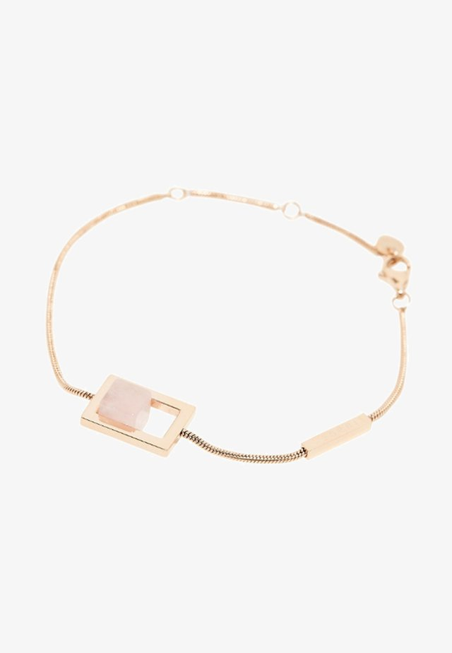 Armband - rose gold-coloured