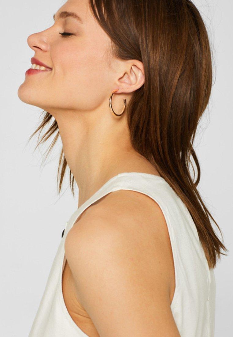 Esprit - CREOLEN  - Earrings - gold-coloured