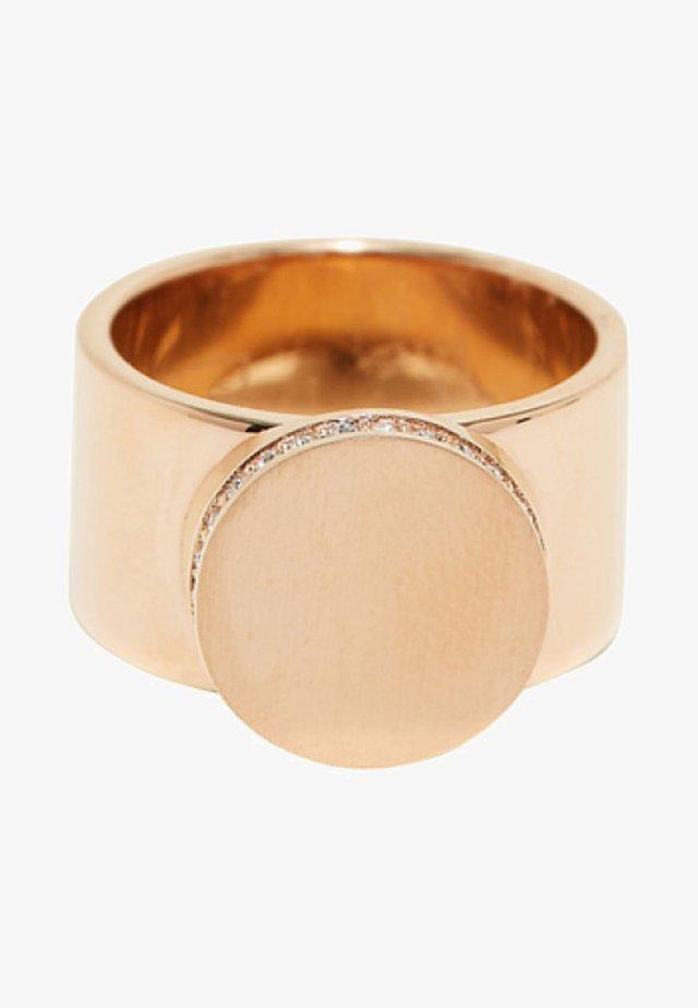 MIT ZIRKONIA - Ring - gold