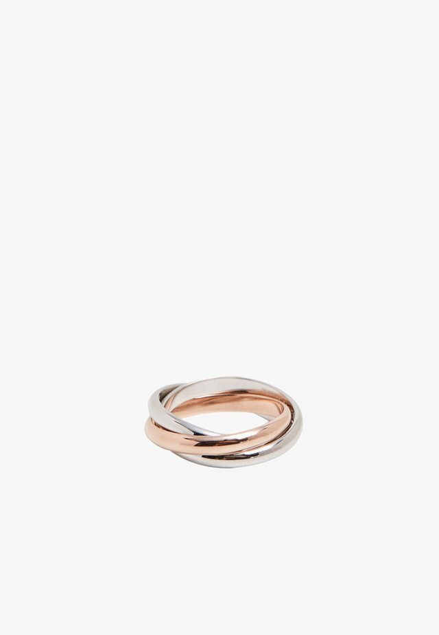 Ringar - rose gold