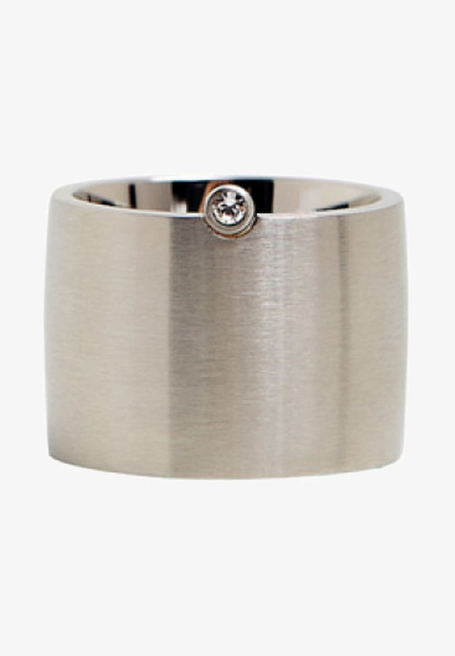 Ring - silver-cloured