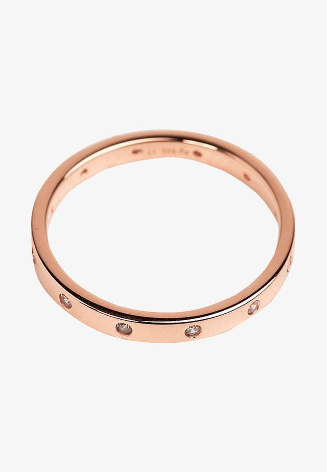 Ringar - rose gold-coloured