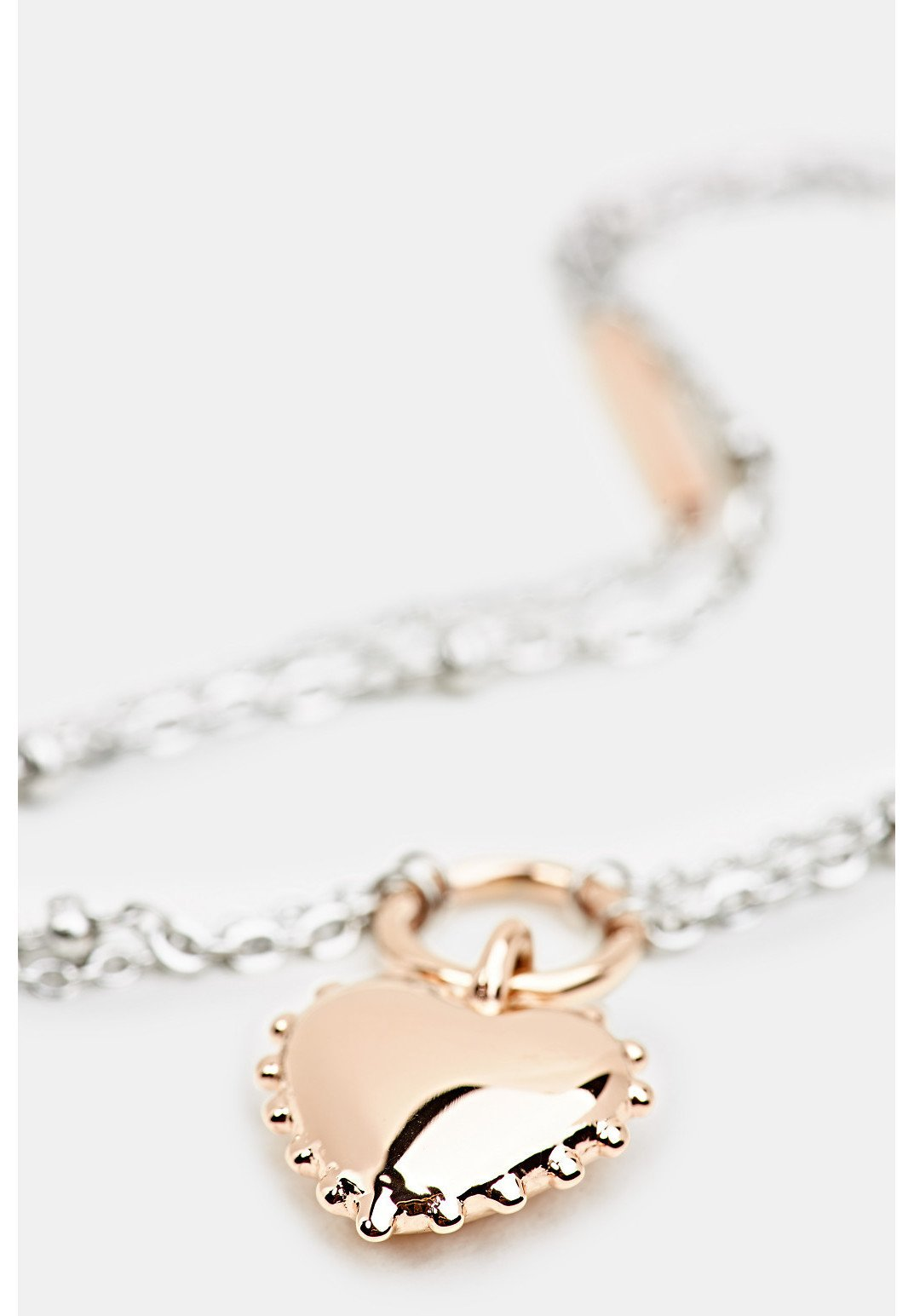 Esprit Halsband - rose gold-coloured