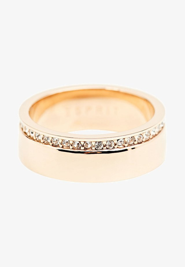 Ring - rose gold-coloured