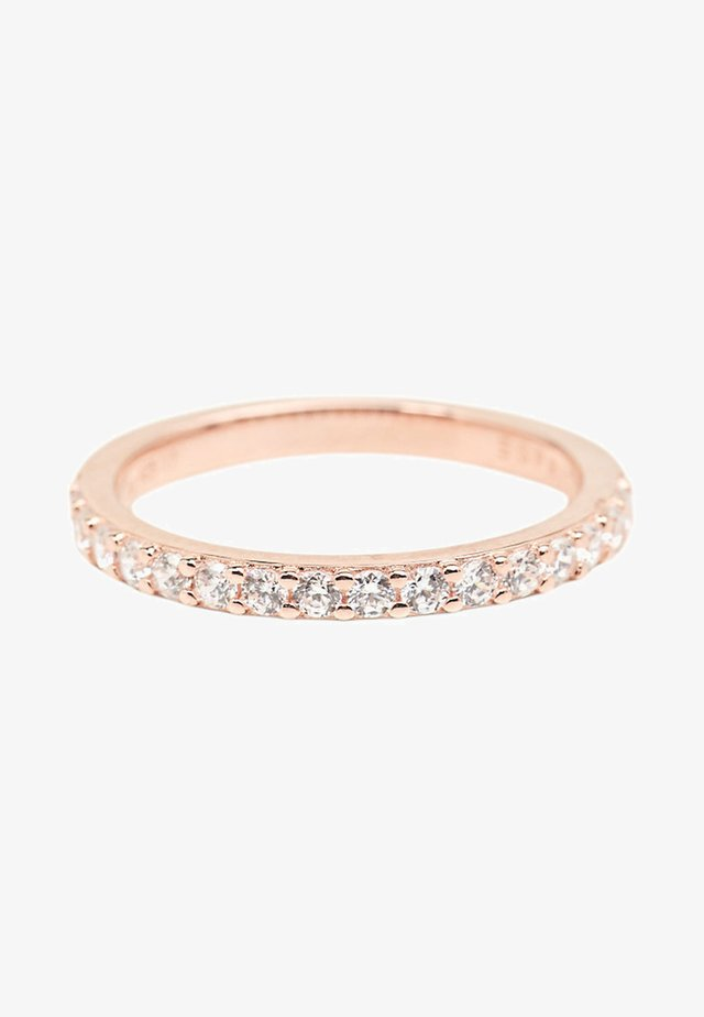 Ringar - rose gold-coloured
