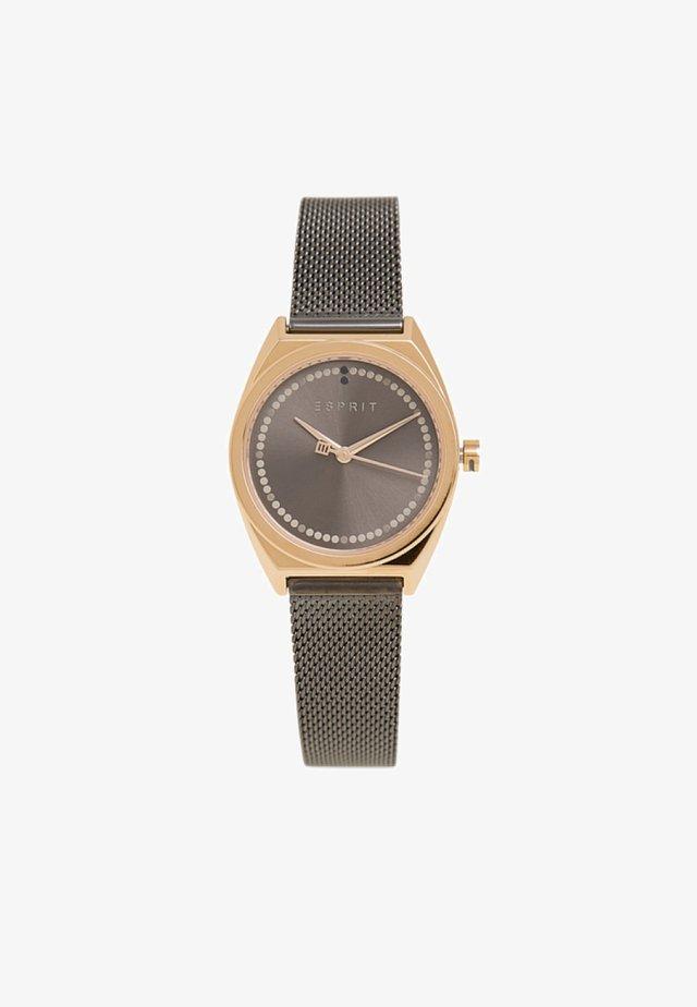 Uhr - black-coloured