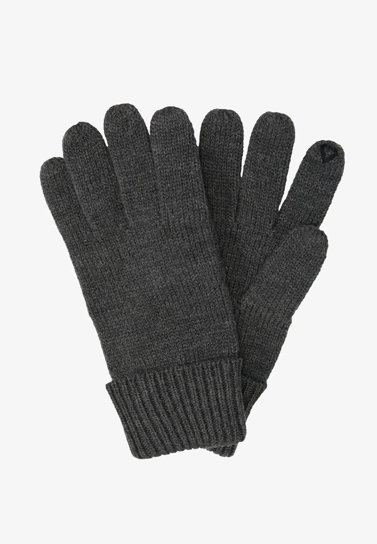 Esprit - BASIC GLOVES - Rękawiczki pięciopalcowe - dark grey
