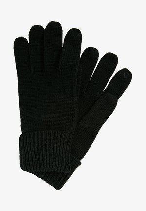 BASIC GLOVES - Fingerhandschuh - black