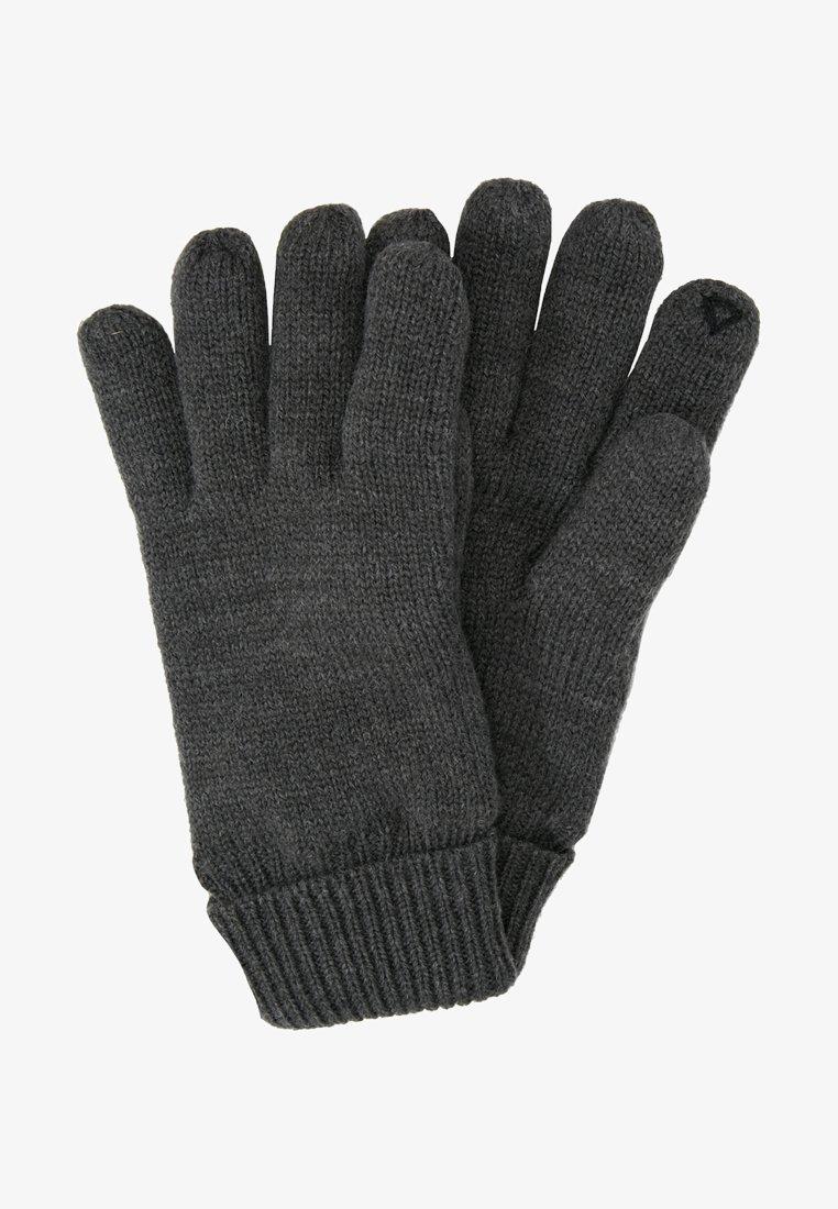 Esprit - LINED GLOVES - Rękawiczki pięciopalcowe - dark grey
