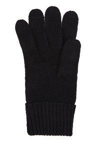 Esprit - BASIC GLOVES - Gloves - black - 2