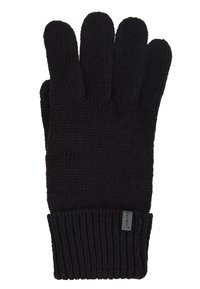 Esprit - BASIC GLOVES - Gloves - black - 1
