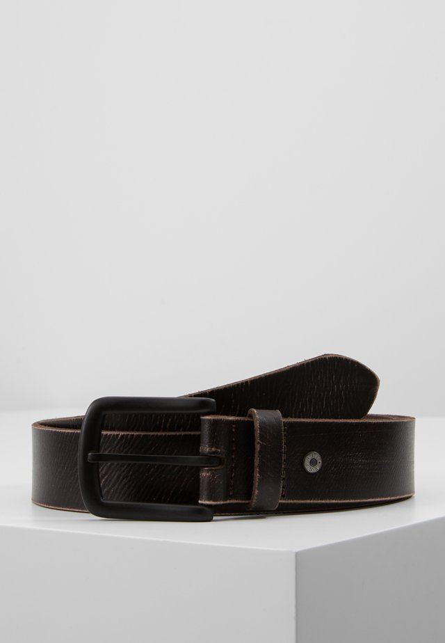 CHALKY BELT - Skärp - brown