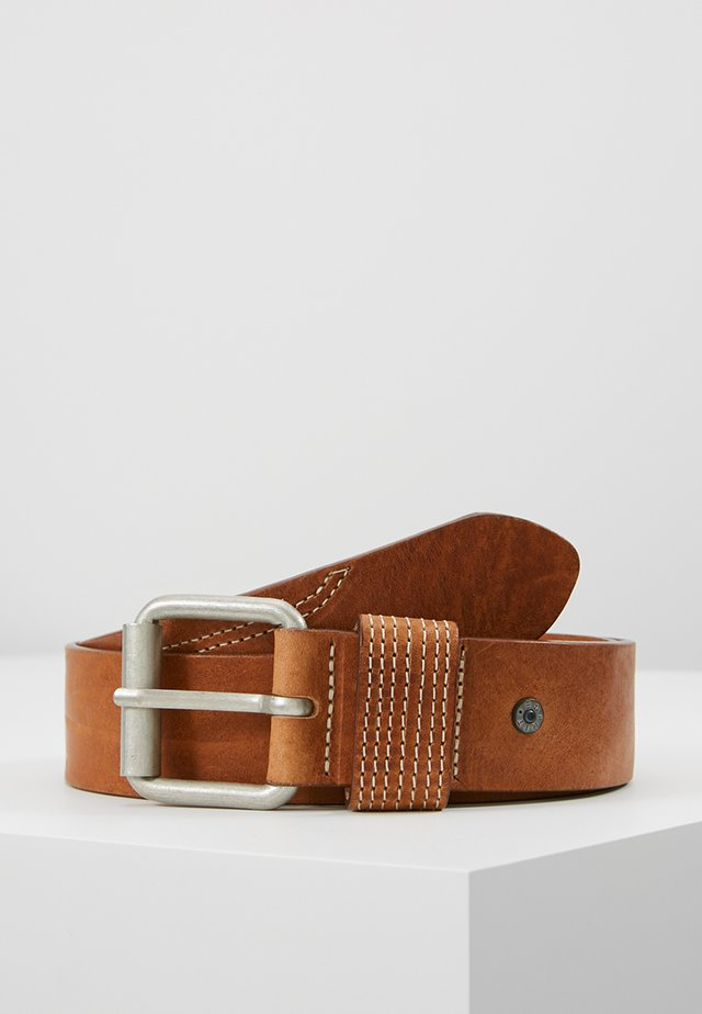 CASUAL ROLLER  - Cinturón - caramel