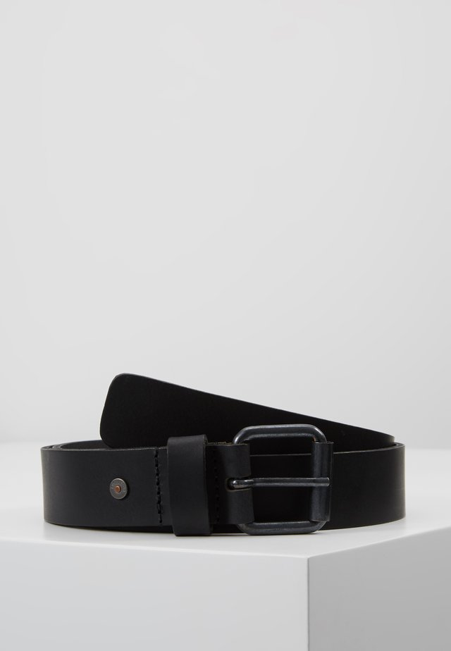 ROLLER BELT - Skärp - black
