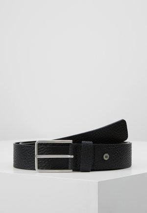 GRAINY  - Pásek - black