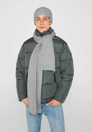 Schal - medium grey