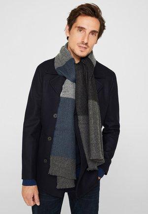 MIT COLOR BLOCK - Sjaal - dark grey