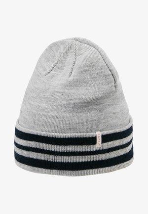 HATS - Čepice - heather silver
