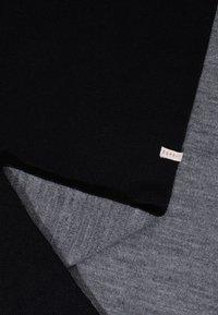 Esprit - SCARVES - Sjaal - black - 1