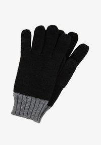 Esprit - GLOVES - Handschoenen - black - 0