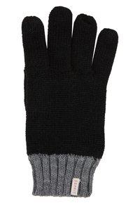 Esprit - GLOVES - Handschoenen - black - 1