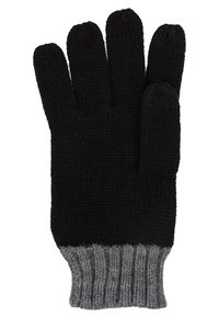 Esprit - GLOVES - Handschoenen - black - 2