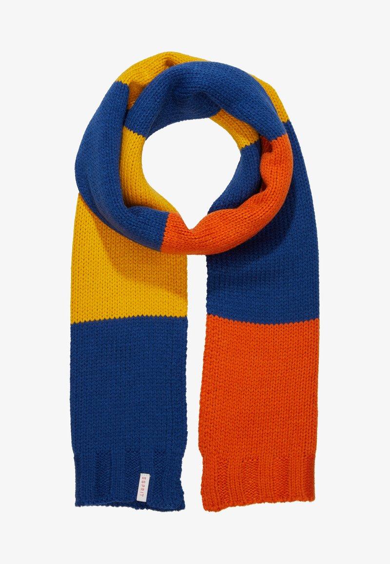 Esprit - SCARVES HATS - Sjaal - indigo