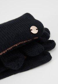 Esprit - GLOVES - Fingerhandschuh - black - 3