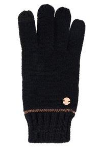 Esprit - GLOVES - Fingerhandschuh - black - 1
