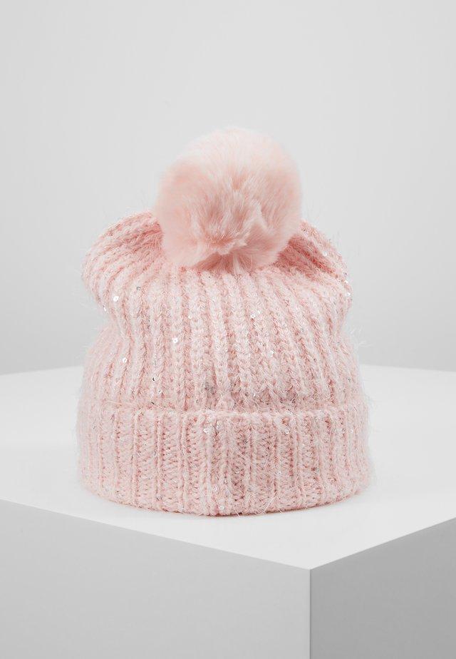 SCARVES HATS - Mössa - tinted pearl