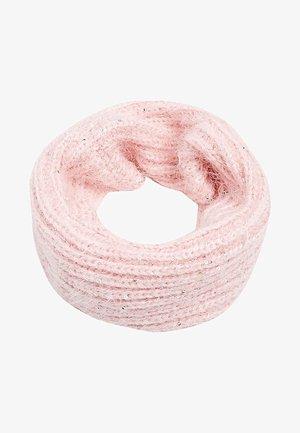 MIT PAILLETTEN - Sjaal - light pink