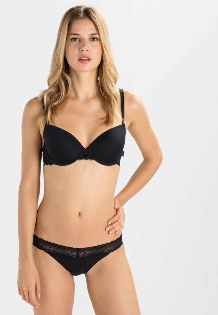Esprit - TESSA 2 PACK - Kalhotky/slipy - black