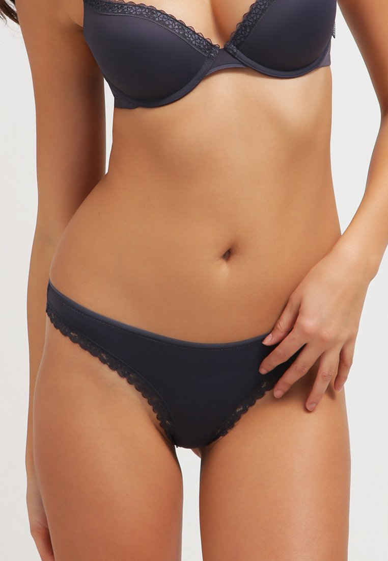 Esprit - LISMORE - String - dark grey
