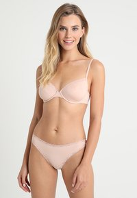 Esprit - LISMORE MINI BRIEF HIPSTER - Slip - nude - 1