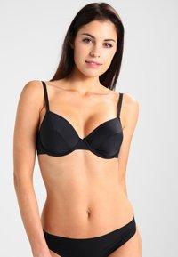 Esprit - BROOME - Underwired bra - black - 0