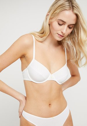 BROOME PRINTED UNDERWIRE STRAPS - Beugel BH - off white