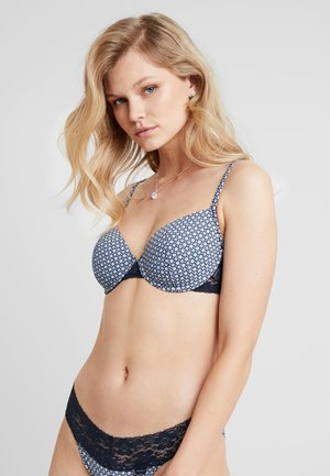 CHARLIE DAILY PADDED - Underwired bra - navy