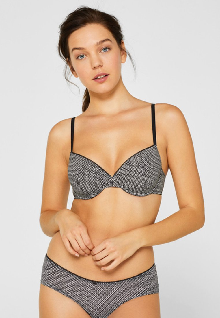 Esprit - BRYSA - Underwired bra - grey