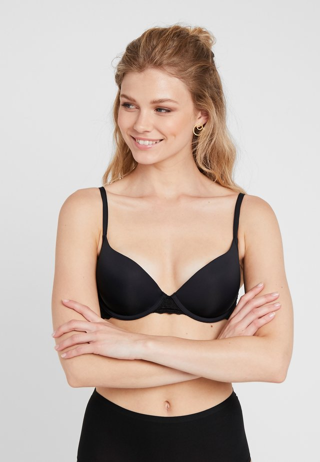 DAILY MICRO SEXY - Reggiseno push-up - black