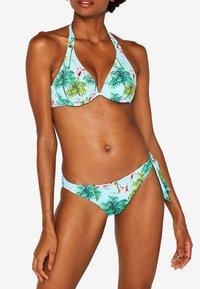 Esprit - CAPPA  - Haut de bikini - turquoise - 4