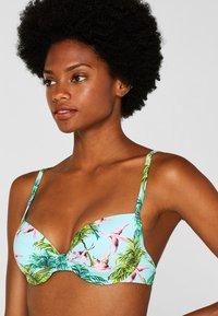 Esprit - CAPPA - Bikinitop - turquoise - 0