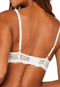 Esprit - MIT DEKORATIVER SPITZE - Push-up BH - off white