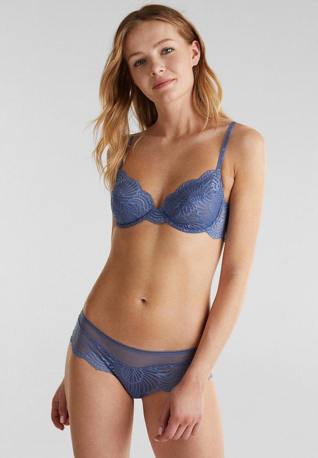 Beugel BH - blue lavender