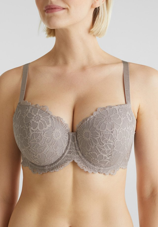 Push up-bh - light taupe