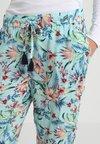 Esprit - SOUTH BEACH LONG PANTS - Pyžamový spodní díl - turquoise