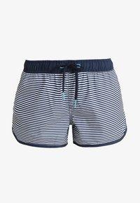 Esprit - CLEARWATER BEACH SHORTS - Bikini bottoms - navy - 3