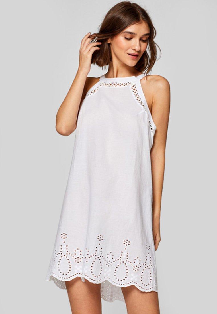 Esprit - Etuikleid - white