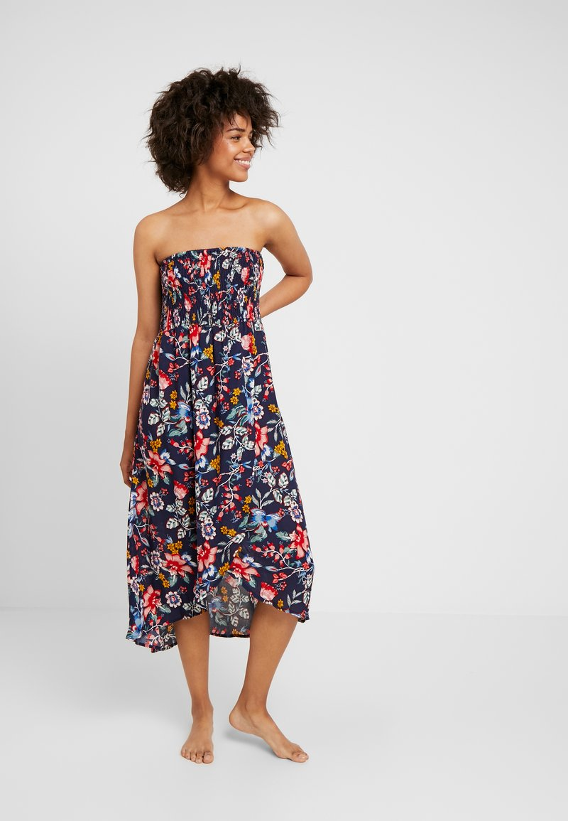 Esprit - JASMINE BEACH A TUBE DRESS - Strandaccessoire - ink