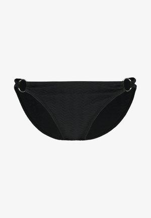 RYE BEACH MINI BRIEF - Bikini pezzo sotto - black