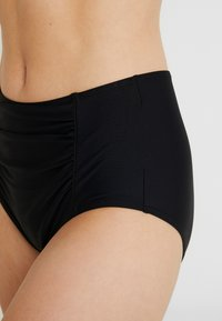Esprit - OCEAN BEACH AY HIGH WAIST BRIEF - Bikiniunderdel - black - 4
